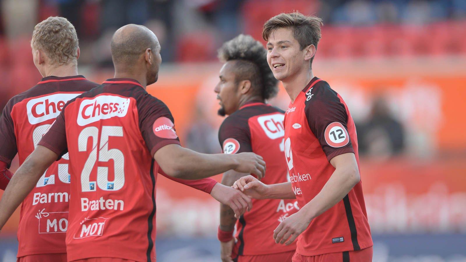 Brann is on Fire, Eliteserien is Terrified – KroneBall